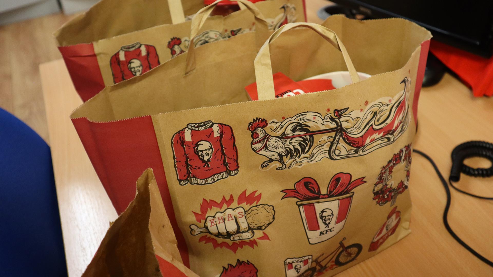 KFC Friday at Hullmoneyman