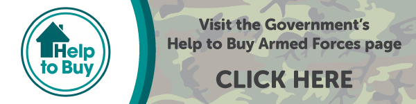 Help to Buy Armed Forces Banner Hull